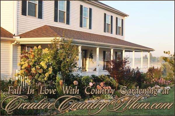 Country Gardening Fall