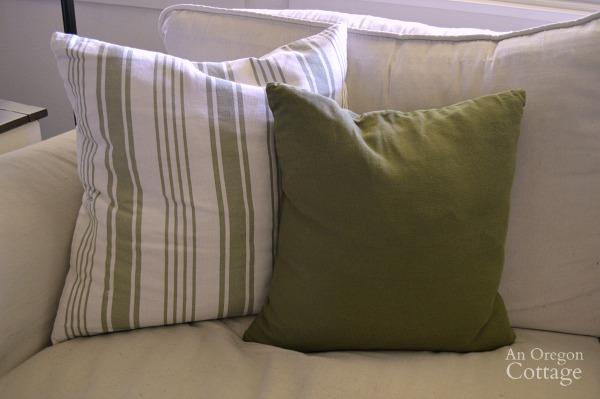 H&M Pillows