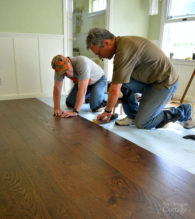 Wood Laminate Flooring Lifting: DIY Tips For Laying Floating Floors