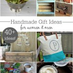 Handmade Gift Ideas for Men & Women