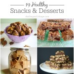 19 Healthy Snacks and Desserts