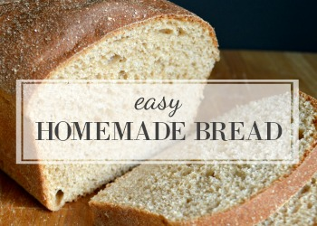 Easy-Homemade-Bread