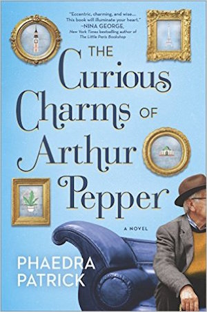 Curious Charms of Arthur Pepper cover