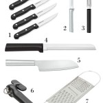 Essential knives and cutting gadgets for the healthy kitchen