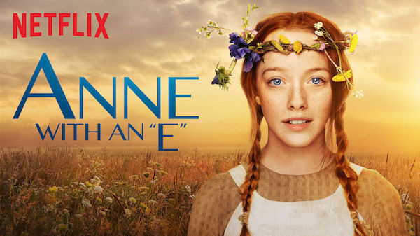 Anne-with-an-E Netflix series