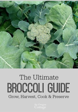 Ultimate Broccoli Guide: Grow, Harvest, Cook & Preserve