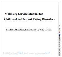 Maudsley service manual child adolescent eating disorder