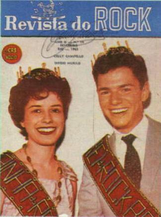 Trilha Sonora Dos Anos 60. Top 20 - Brasil - 1960 (5/6)