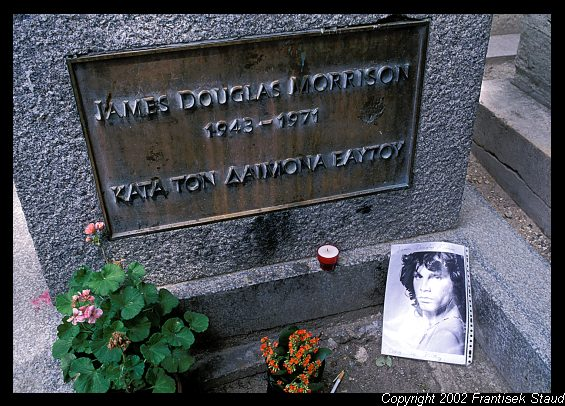 Mortes Trágicas no Universo Rock - Jim Morrison (6/6)