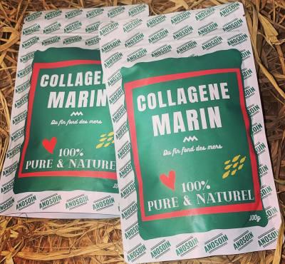 image anosoin collagene marin