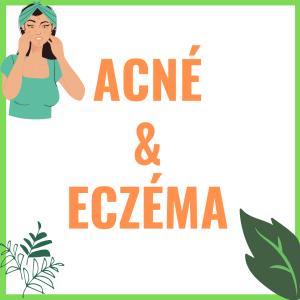 acné et eczema