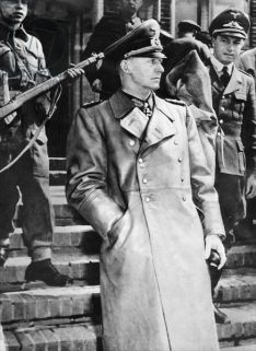 Gen Alfred Jodl 7th May 1945