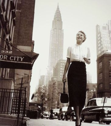 Grace Kelly in NYC