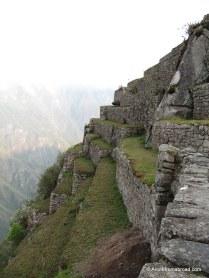 Steep terraces