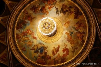 Opera House Ceiling