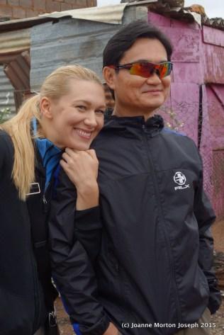 Yulia and Ben