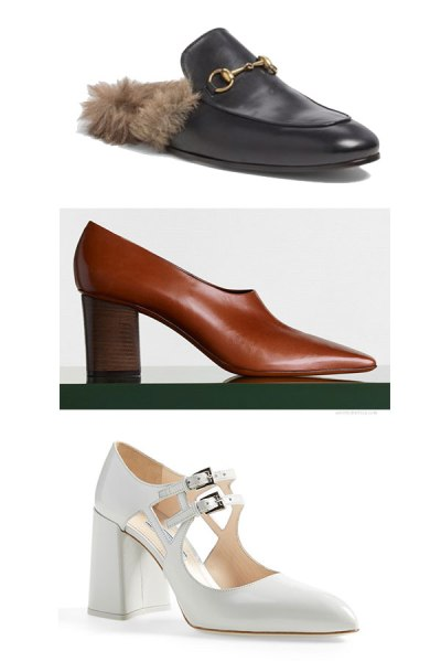 Meet The Shoes Of Fall