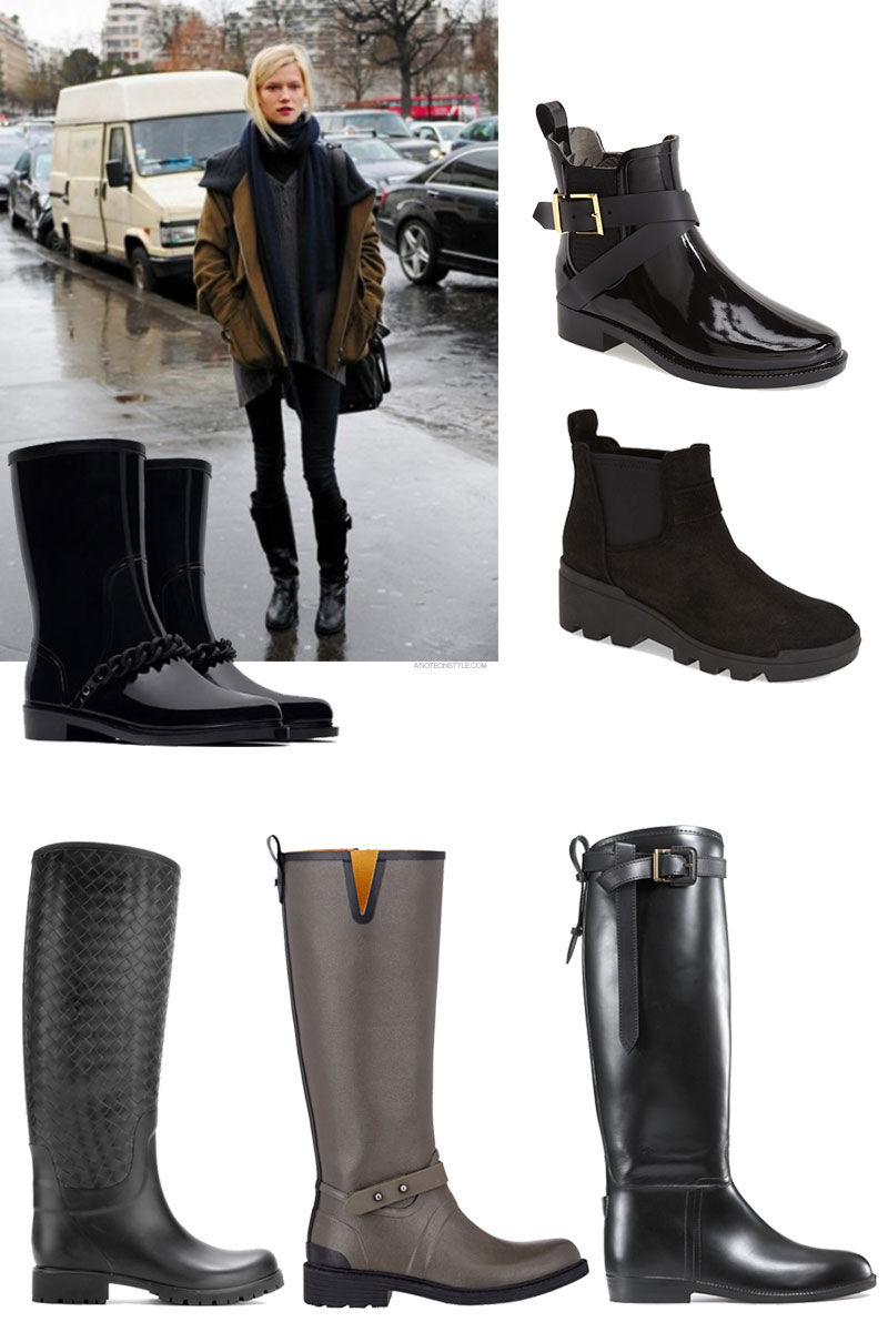 Boots for Cold Weather
