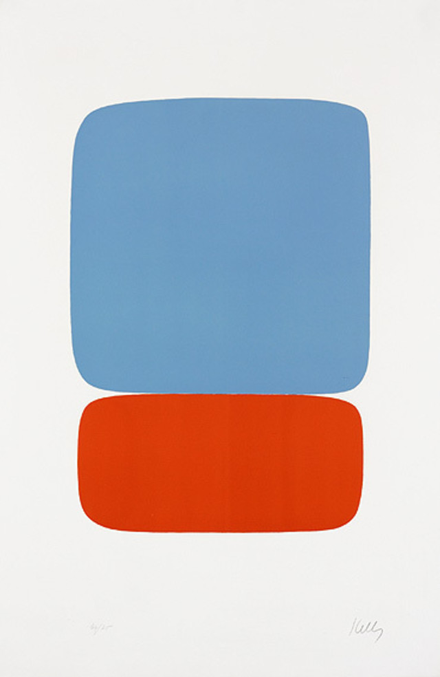 Ellsworth Kelly 1923-2015