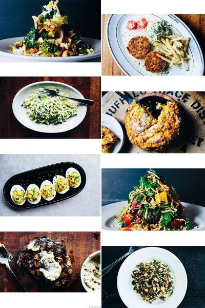 Eight Hillstone Recipes in Bon Appetit