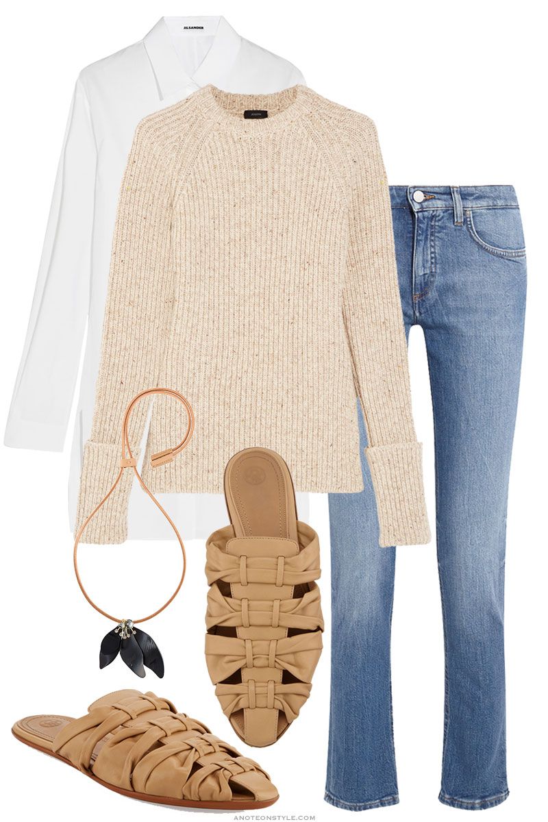 It's Almost Sweater Weather – A Week Of Denim: Day One