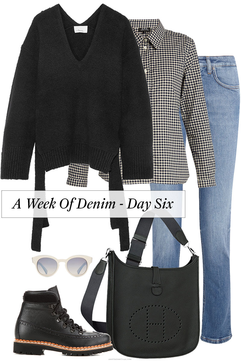 A Week Of Denim – Day Six