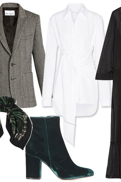 What To Wear With Velvet Boots