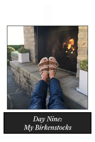 Counting Down To Christmas – Day 9 – My Birkenstocks