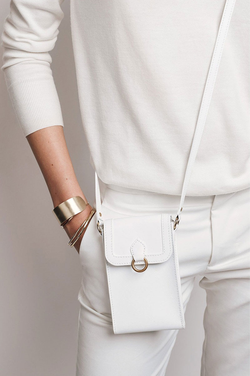 A Chic Mini Crossbody from Kendall Conrad