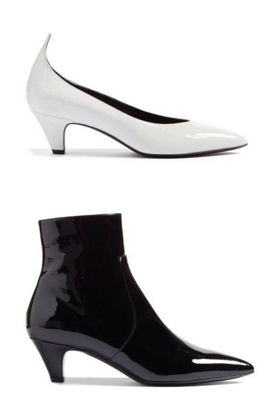 A Perfect Little Heel at Calvin Klein 205W39NYC