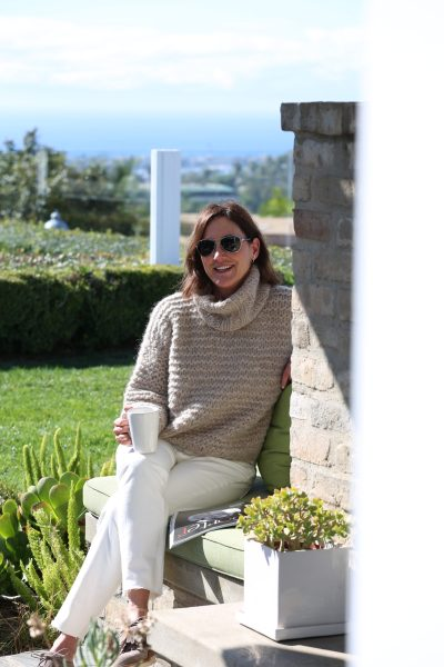 Neutral Colored Sweaters to Wear Through Spring