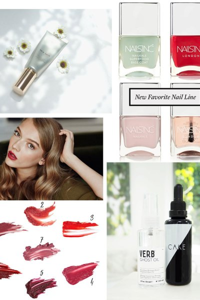 2017 Best of Beauty Round-Up