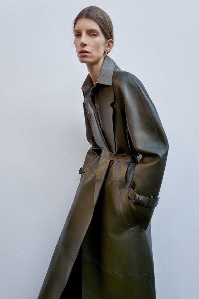 Joseph Pre fall 2018 Has Hints of Celine