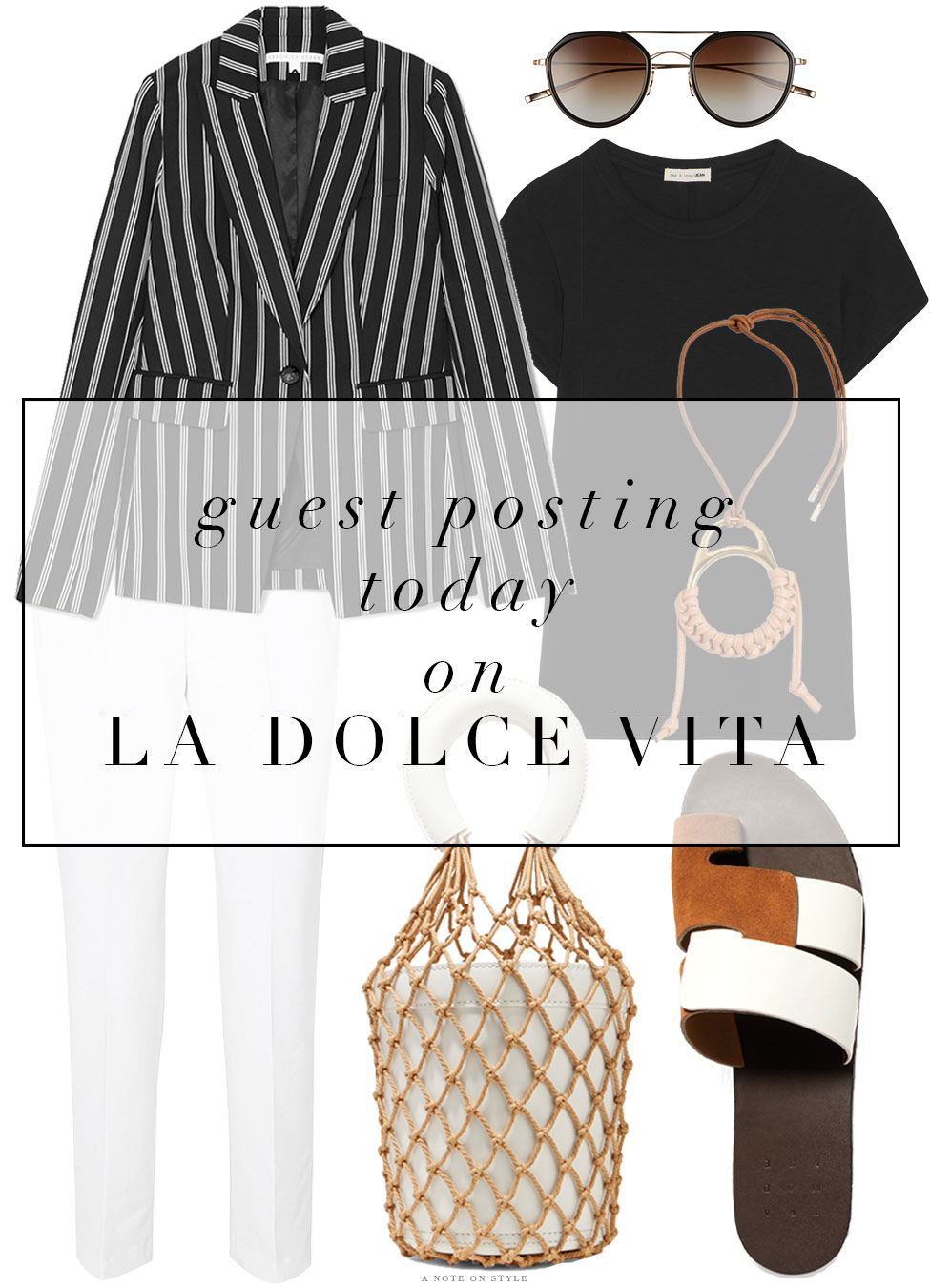 January Guest Post on La Dolce Vita
