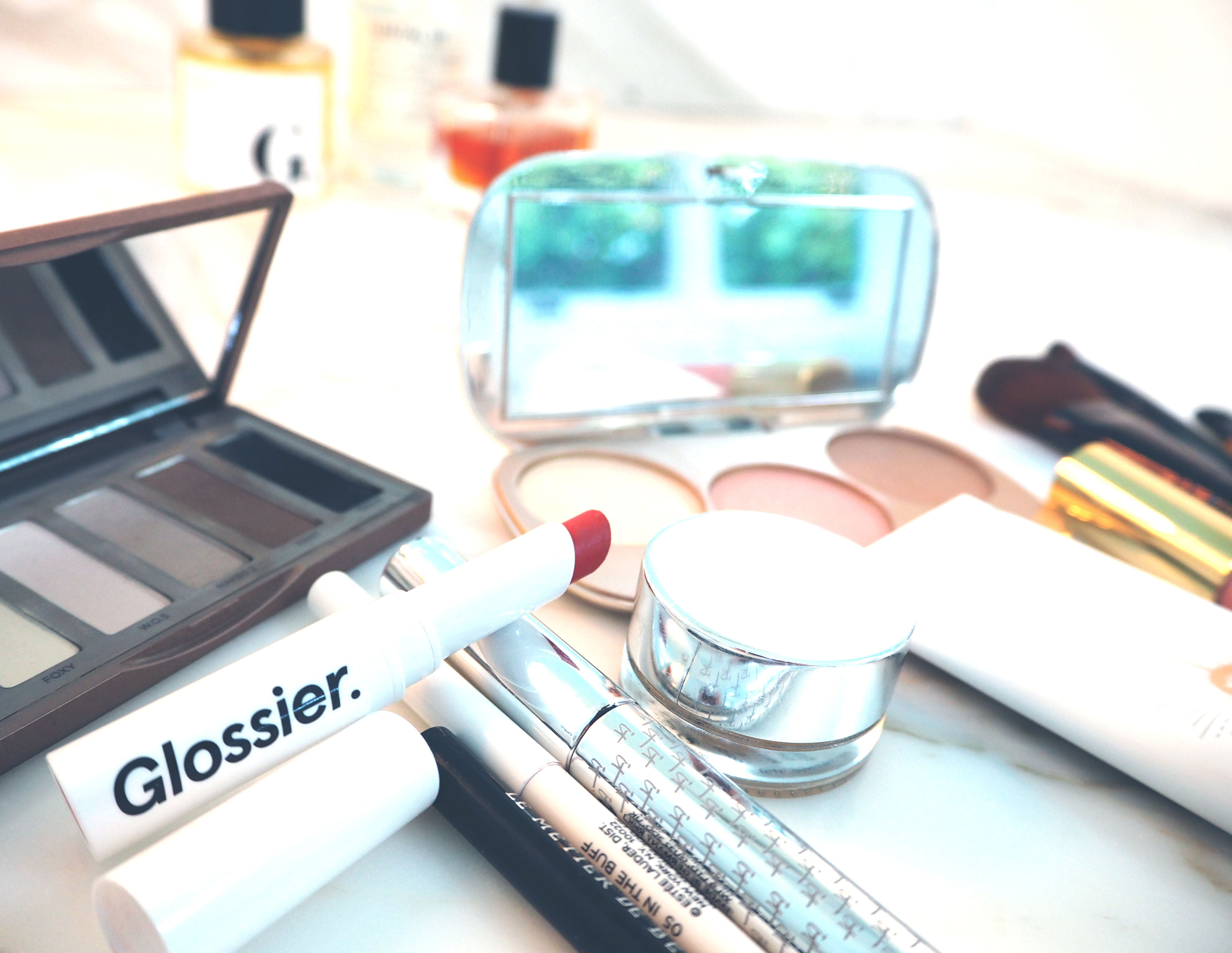 In My Travel Beauty Bag