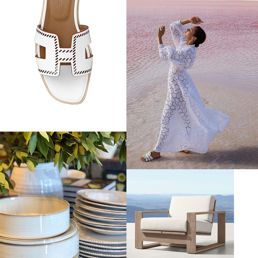 Summer Whites, As Seen on La Dolce Vita…