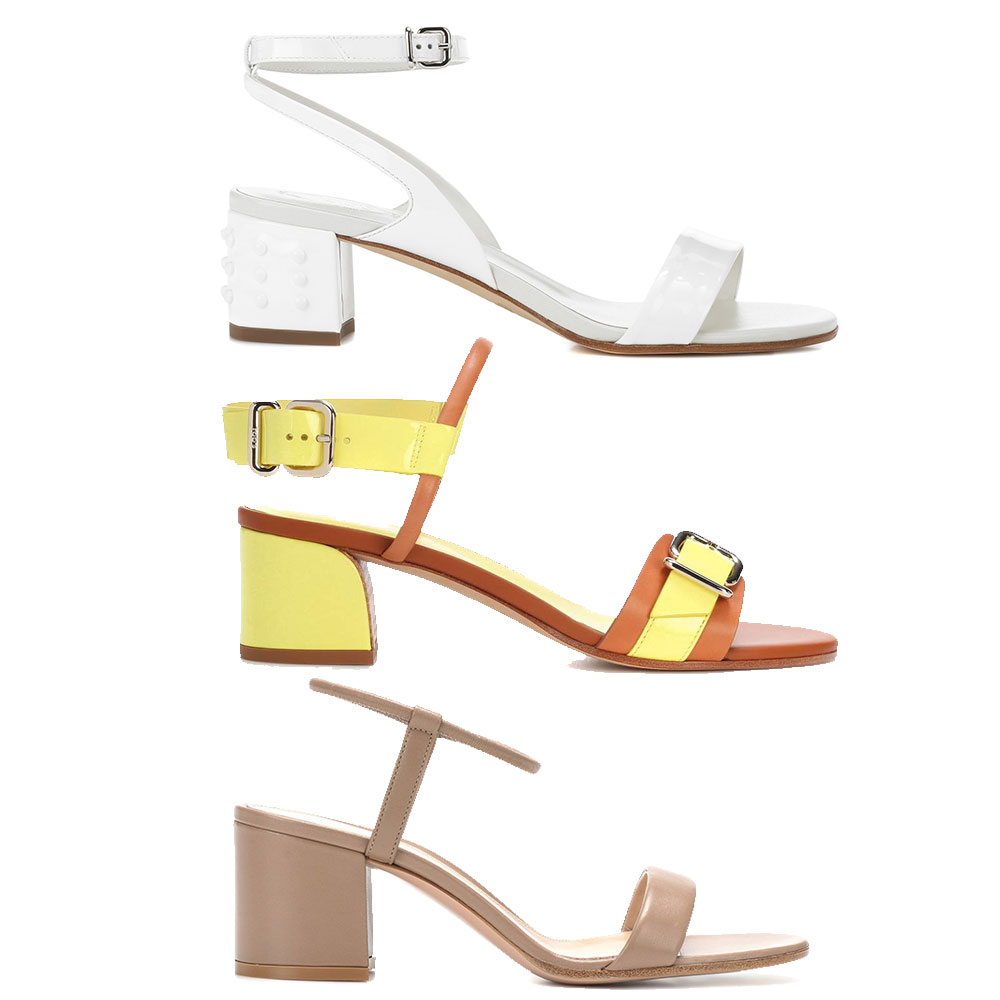 Summer's Perfect Sandal