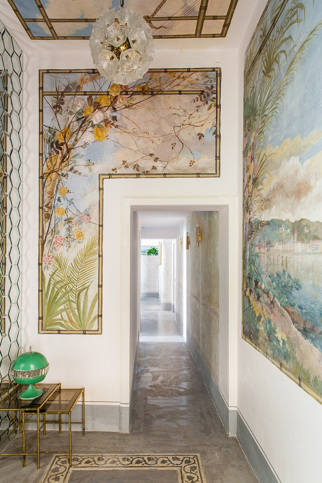 A Renovated Palazzo in Tuscany