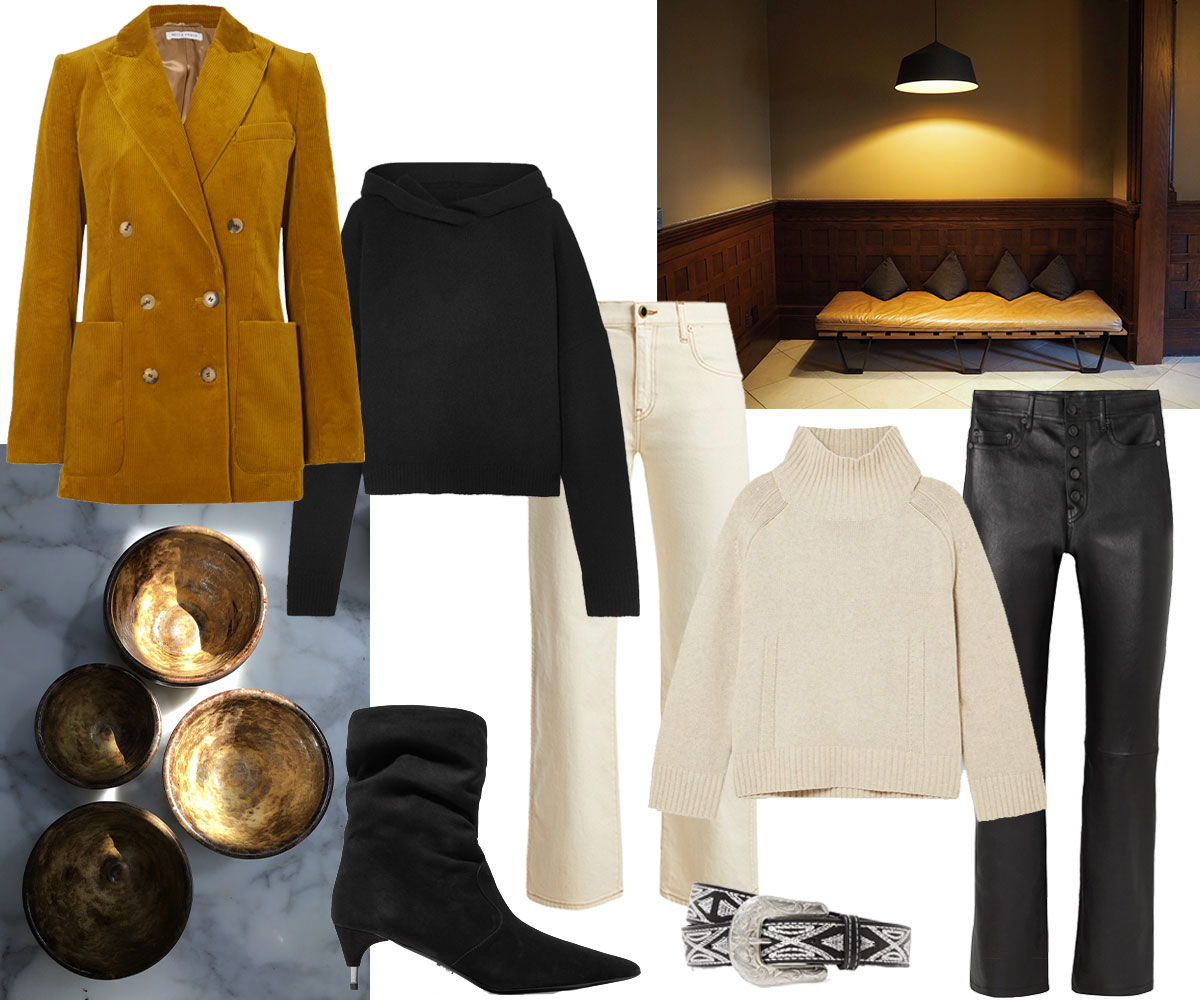 My Fall Mood…Going for The Gold