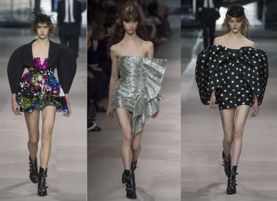 celine hedi slime review collection pfw