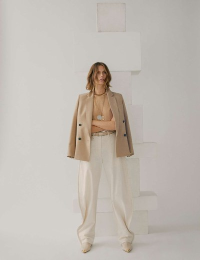 caroll jkt, benetton sweayrer, lemaire pants, louis vuitton necklaces, acne belt, Marni boots.