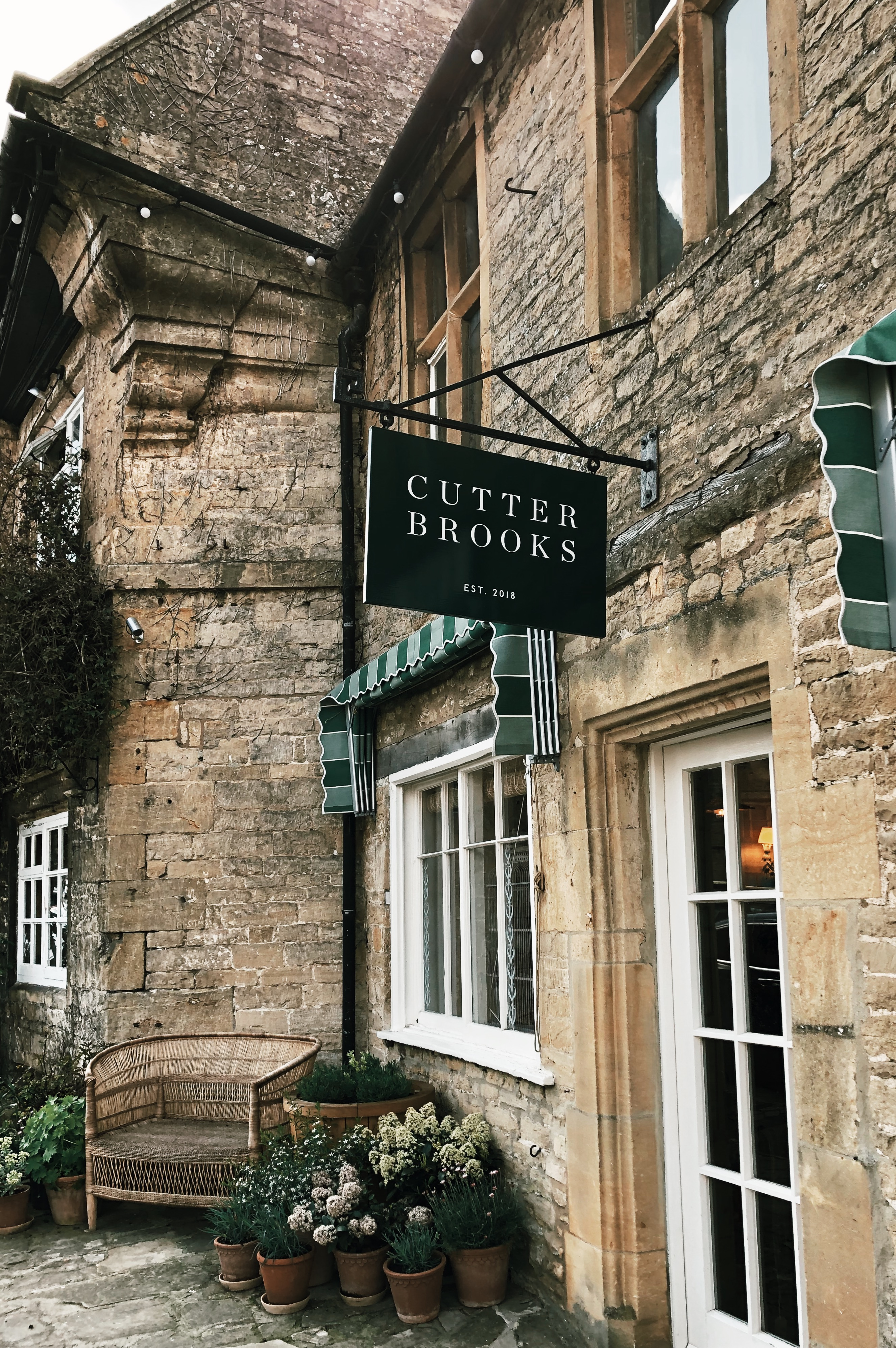 Cutter Brooks: The Best Shop in the Cotswolds