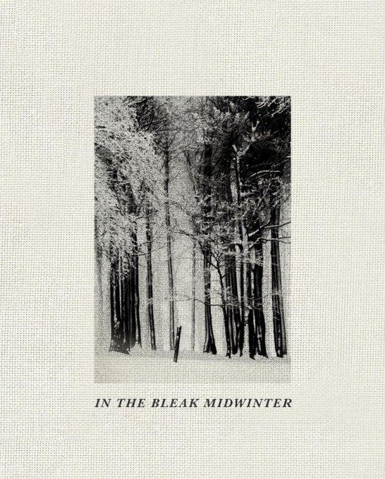 HOLIDAY TUNES: IN THE BLEAK MIDWINTER