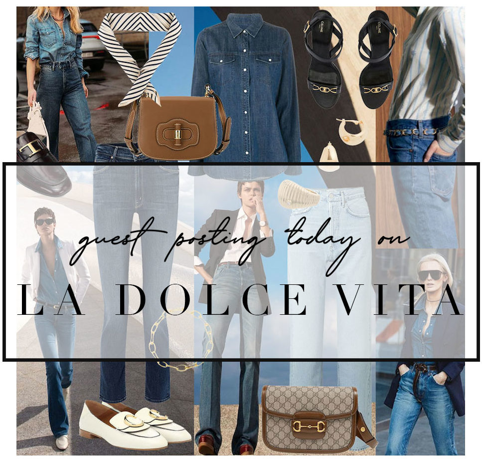 """DENIM DAYS"" ON LA DOLCE VITA"