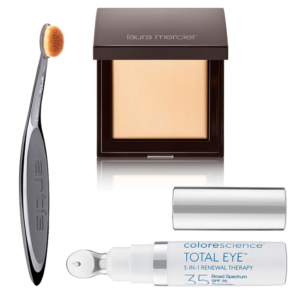 THE TRIO OF EYE PRODUCTS I USE DAILY
