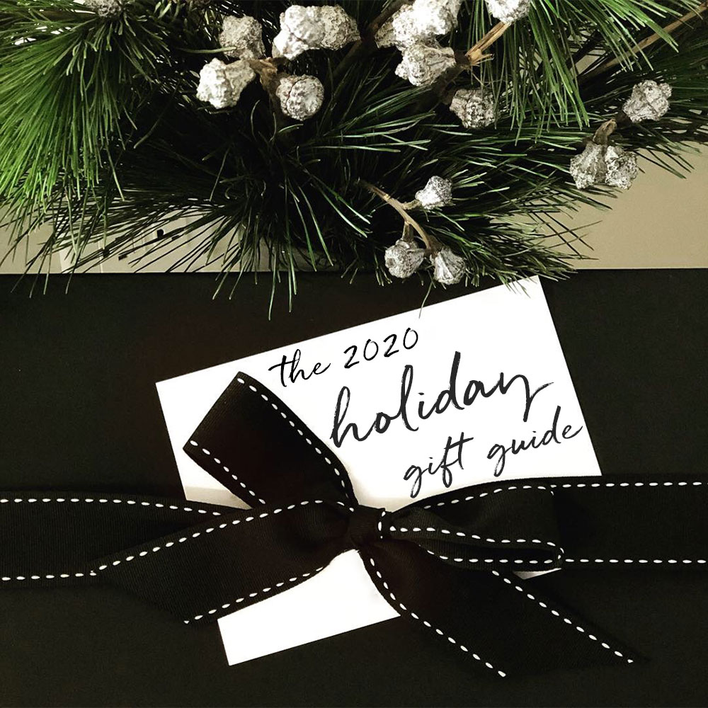 THE 2020 GIFT GUIDE