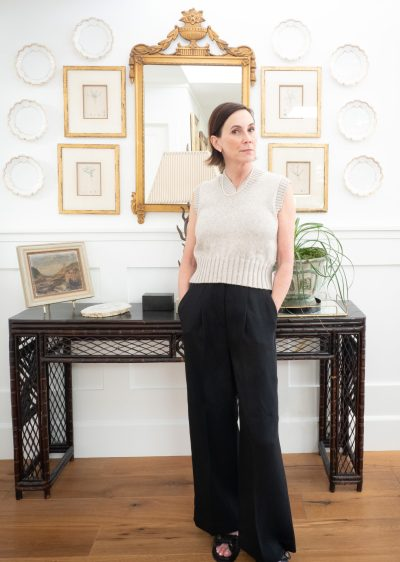 TRANSITIONING TO SPRING - A NOTE ON STYLE