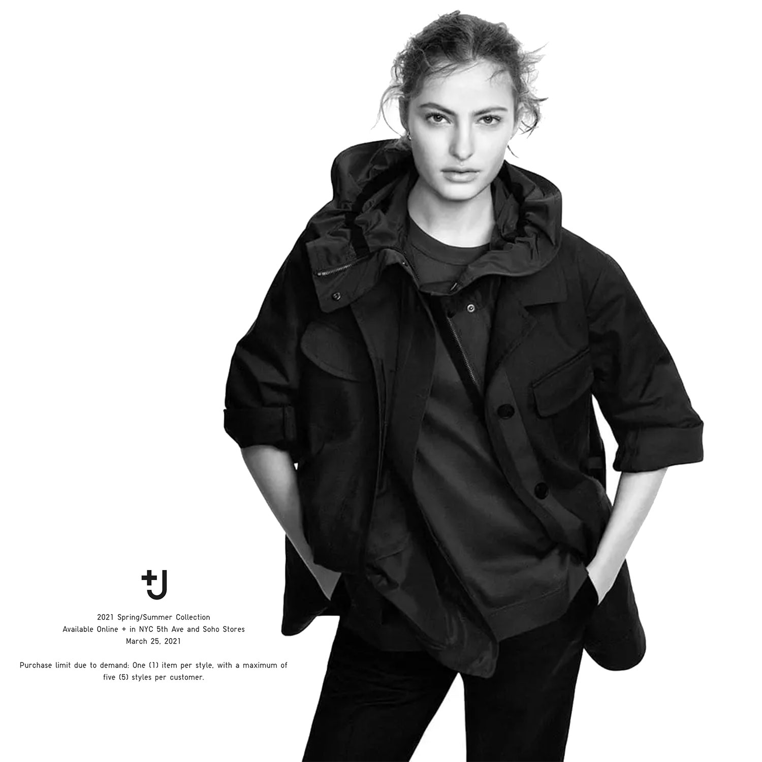 THE JIL SANDER + UNIQLO SUMMER COLLECTION