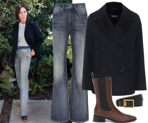 A SEASONAL GO-TO COMBO - A NOTE ON STYLE