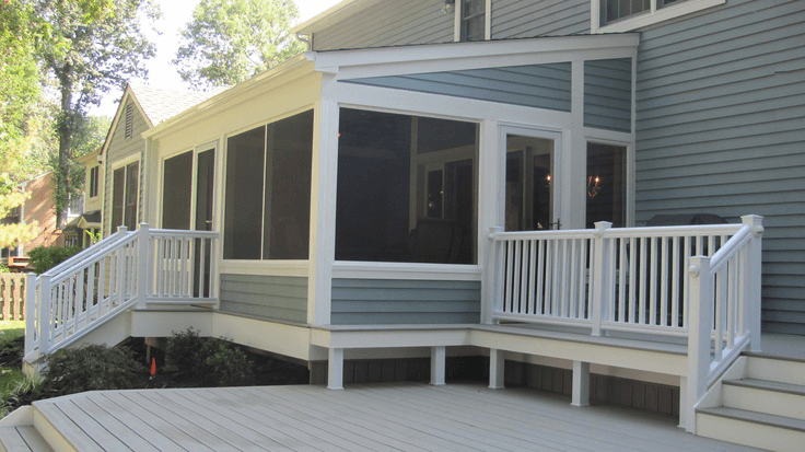 amazing screened porch and deck designs